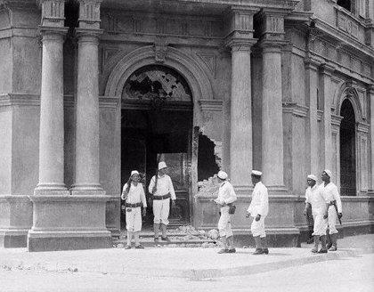 21 de abril: se cumplen 105 años de la Heroica Defensa de Veracruz en México