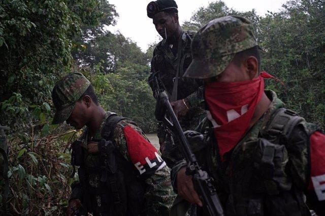 Un militar muerto por explosión en combates con el ELN en Colombia
