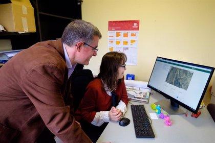 La Plataforma web IDERioja del Gobierno regional publica toda la información del yacimiento de Valdecevillo en Enciso