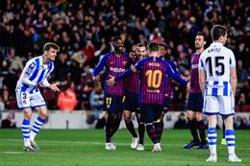 Crònica del FC Barcelona - Reial Societat (Xavier Bonilla / AFP7 / Europapress)