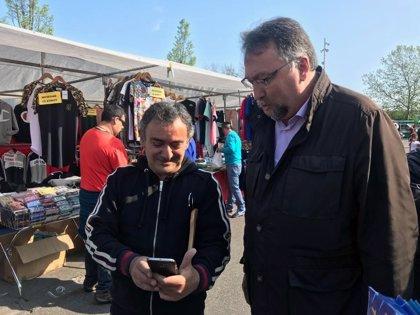 Oblanca destaca el compromiso de PP-Foro con la reindustrialización en Asturias