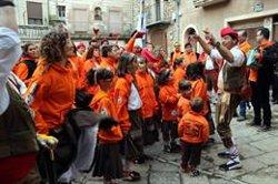 Súria surt al carrer per celebrar les Caramelles més grans de Catalunya (ACN)
