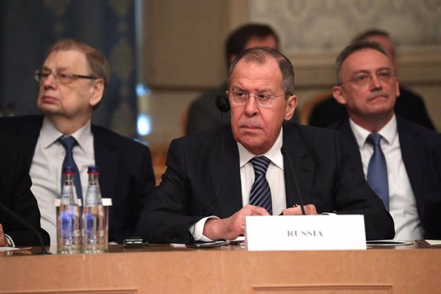 Ministerial Session of Russian-Arab Cooperation Forum in Moscow