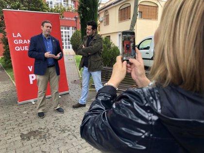 """El PSOE se compromete a extender las redes de banda ancha de última generación a """"todos los municipios de Granada"""""""