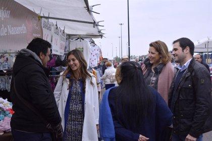 """""""Ciudadanos es el partido de la igualdad y vamos a garantizar que ninguna persona se queda atrás"""", apunta Sara Giménez"""