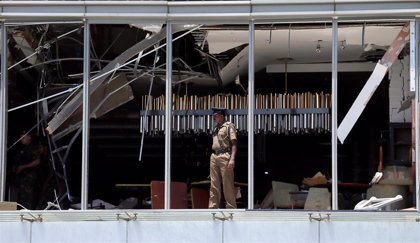 El Gobierno de Sri Lanka anuncia siete detenidos en conexión con los atentados