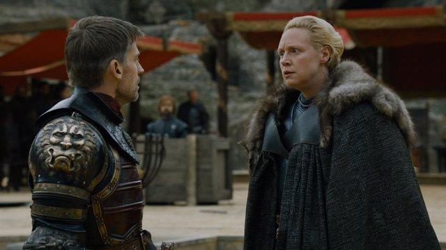 ¿Ha Revelado Gwendoline Christie El Destino De Brienne Y Jaime En Juego De Tronos?