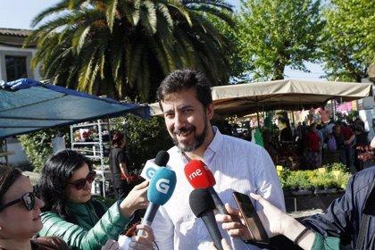 """Antón Gómez-Reino: """"Las encuestas marcan claramente que Unidas Podemos será determinante para la gobernabilidad"""""""