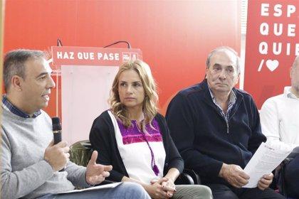 """""""Estas elecciones nos jugamos si queremos un gobierno trasvasista en Madrid"""", asegura Sumelzo (PSOE)"""
