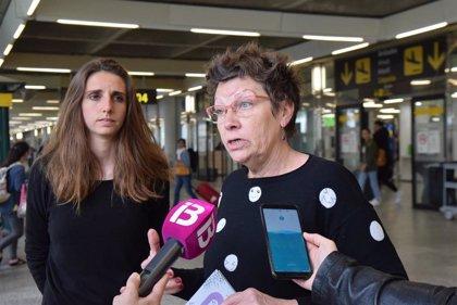Unidas Podemos se muestra crítica con las condiciones laborales de los trabajadores de Aena en Palma