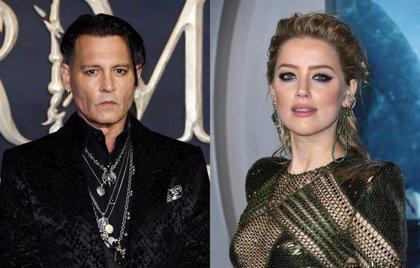 Acusan a Johnny Depp de intentar echar a Amber Heard de Aquaman