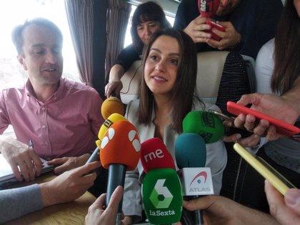 Arrimadas defiende enviar el requerimiento del 155 en la primera reunión del futuro Gobierno