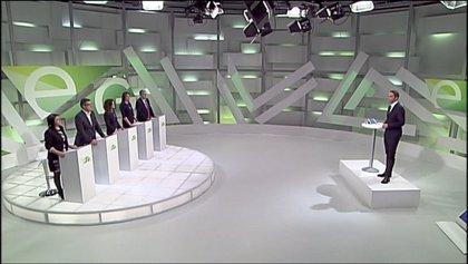 TPA emite un debate electoral entre los candidatos por Asturias el jueves 25