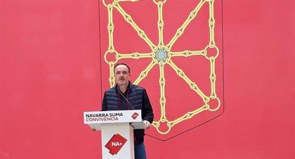 "Esparza critica el Aberri Eguna que busca ""manosear y manipular la historia de Navarra"""