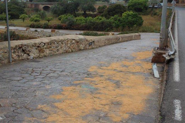 Sucesos.- Detenido en Ibiza por homicidio en grado de tentativa al embestir con su vehículo a un grupo de personas