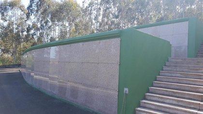 Ampliado el cementerio de Río Cabo con 123 nuevos nichos
