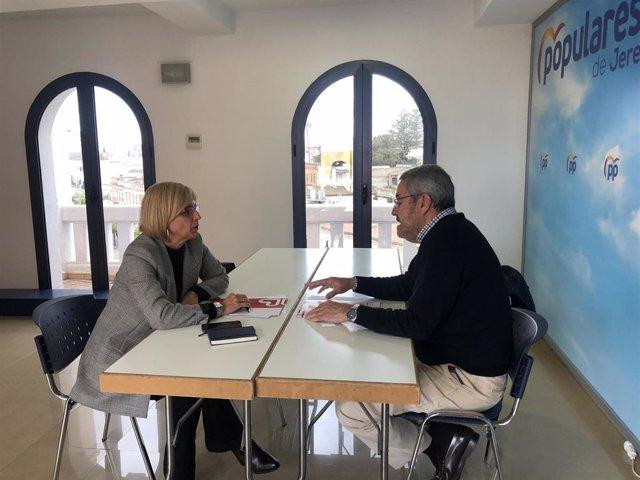 """Cádiz.- 28A.- García-Pelayo apuesta por elaborar """"una estrategia de prevención y lucha contra la pobreza"""""""