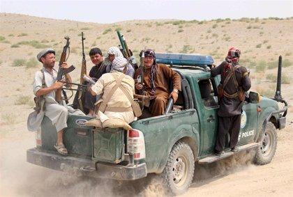 Al menos 28 milicianos muertos en bombardeos en el sur de Afganistán