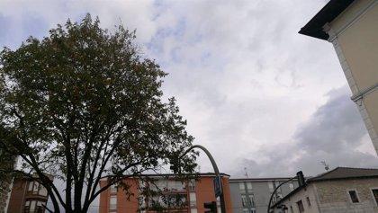 Nubes y claros este lunes en Euskadi, con temperaturas que se recuperarán y rondarán los 20ºC.