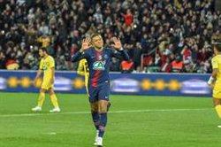 El PSG es corona campió de la lliga francesa per vuitena vegada (Stephane Valade / DPPI / AFP7 / Europapress)