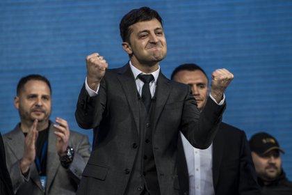 Zelenski gana las presidenciales en Ucrania con el 73,23% de los votos