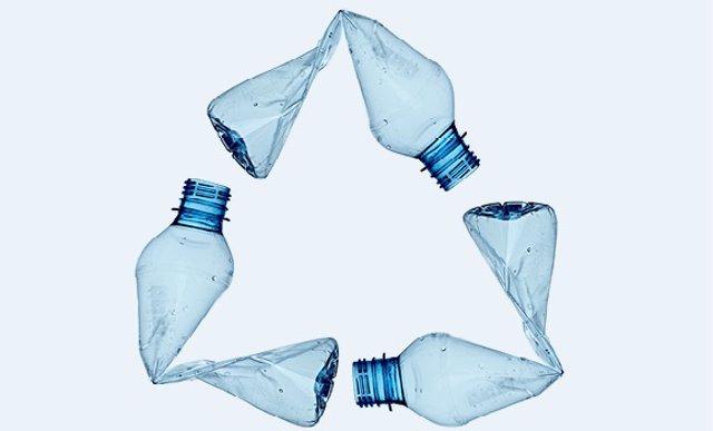 Plástico reciclable