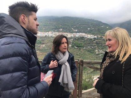 """El PP muestra en Granada su """"compromiso y defensa"""" de los intereses de los municipios del ámbito rural"""