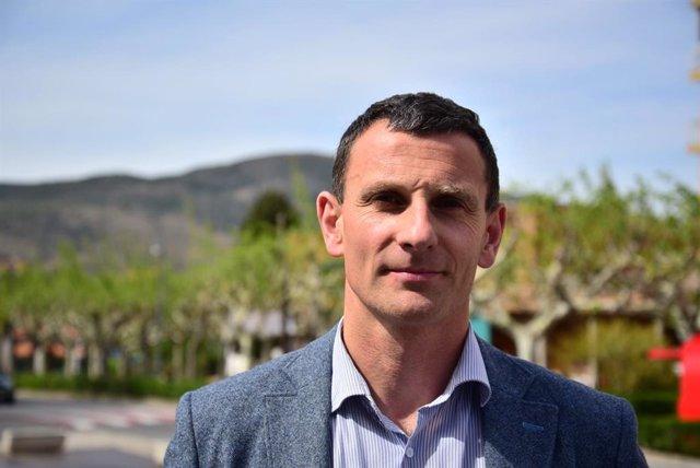David Martín encabeza la lista autonómica de Ciudadanos por Ávila en sustitución de Belén Rosado