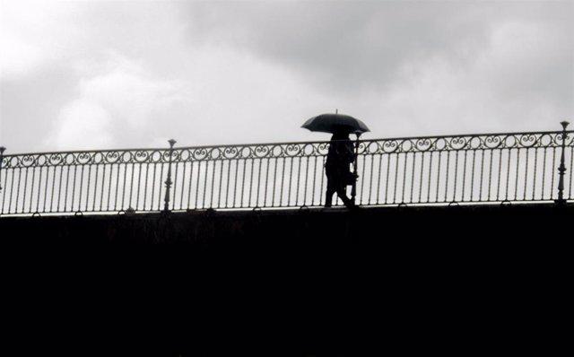Las precipitaciones y el viento ponen este sábado en riesgo a 10 provincias