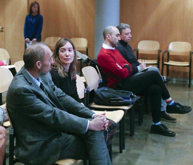 Pleno.- Alonso alude pronunciarse en el Parlamento sobre el juicio del Caso Niemeyer