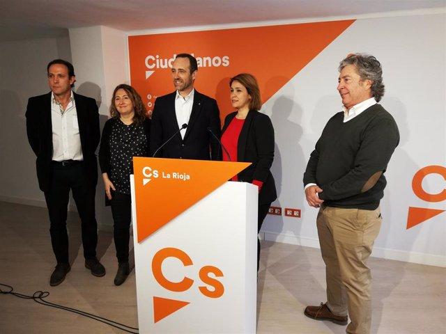"""28A.- Bauzá (Cs) Cree Que """"España Se Juega Mucho Estas Elecciones"""" Y Ofrece """"Proyecto Renovador"""" Ante """"Caos"""" De Sánchez"""