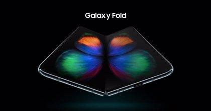 Samsung pospone la presentación en España del móvil plegable Galaxy Fold