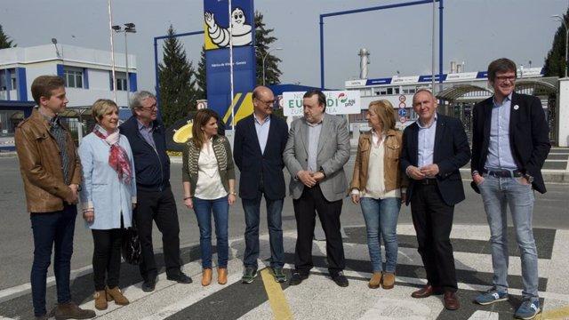 """28A.- PNV Propone Impulsar Un """"Cambio Paulatino"""" En La Automoción Que Vincule Estrategia Energética Con La Industrial"""