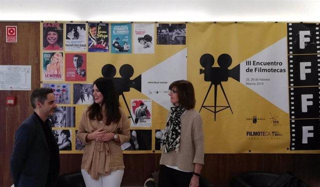 Nota/ La Filmoteca De La Región Recupera 'Los Ojos A Zules' Del Hollywood Dorado