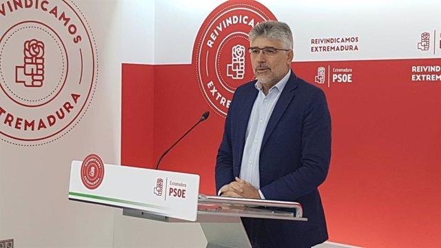 """28A.- El PSOE Apela Al Voto Para Evitar Que El """"Franquismo 4.0 De VOX, Aliado Con El PP Y Cs"""", Rompa """"Con Los Avances"""""""