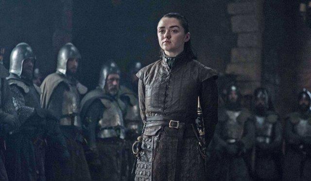 ¿Cuántos Años Tiene Maisie Williams (Arya Stark) En Juego De Tronos? La Pregunta Del Millón Tras Su Polémica Escena