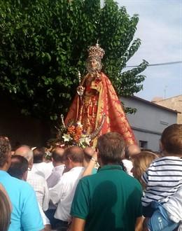 Virgen de la Fuensanta, Romería 2018