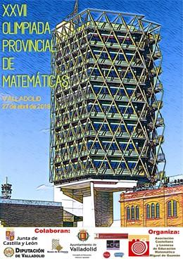 Valladolid acoge el sábado, por vez primera, la XXVII Olimpiada Matemática de ESO y la I Alevín Regional