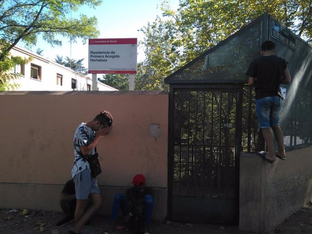 Detenido un MENA por apuñalar a otro cerca del centro de menores de Hortaleza (Madrid)