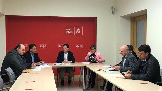 """26M.- El PSOE De León Apuesta """"Por Reducir"""" Las Cargas Administrativas Y Fiscales """"Para Crear Empleo En El Campo"""""""