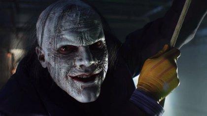 El brutal Joker de Gotham, en Arkham