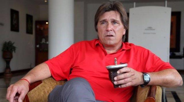 Hallan muerto al exfutbolista y entrenador argentino Julio César Toresani