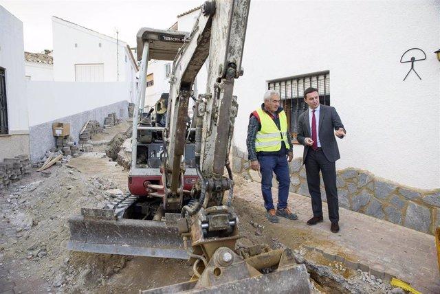 SaboresAlmería.- La Junta de Gobierno de Diputación destina tres millones de euros para inversiones en la provincia