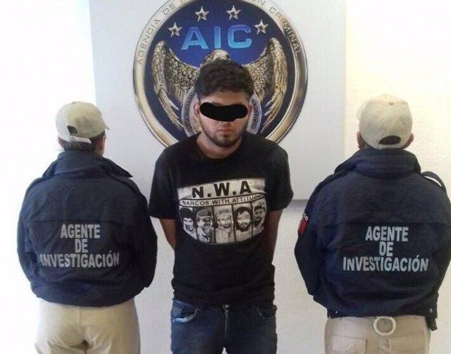 Detienen en México a 'El Titi', uno de los líderes del Cártel Santa Rosa de Lima