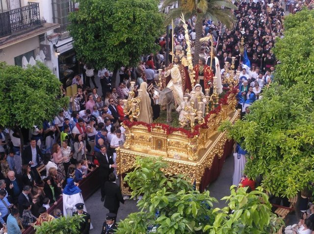 Cádiz.-Turismo.- La provincia supera el 85 por ciento de ocupación en el segundo tramo de la Semana Santa
