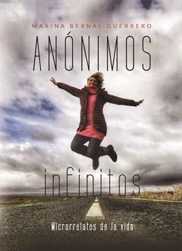 Cádiz.- La periodista sevillana Marina Bernal presenta este jueves en un colegio de Chipiona 'Anónimos Infinitos'
