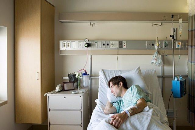 Las cortinas para la privacidad del paciente son una potencial fuente de transmisión de enfermedades, según estudio
