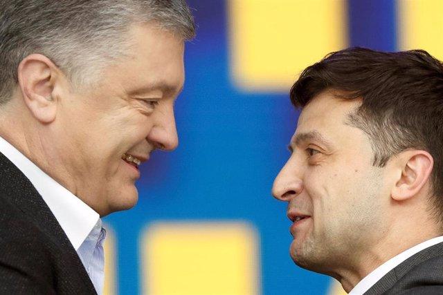 Ucrania.- Ucrania acude a las urnas para la segunda vuelta de las presidenciales con Zelenski como favorito