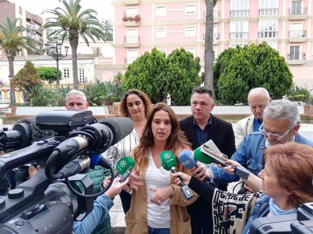 """28A.- Vera (Unidas Podemos): """"Las Grandes Entidades Financieras O Comisarios Mafiosos Mandan Más Que Los Ciudadanos"""""""