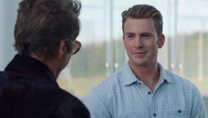 Endgame: Iron Man y Capitán América, dos viejos amigos en el nuevo adelanto de Vengadores 4